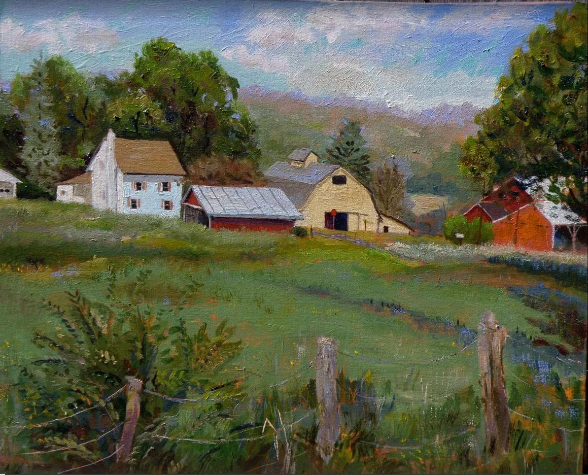 [Farm Painting]