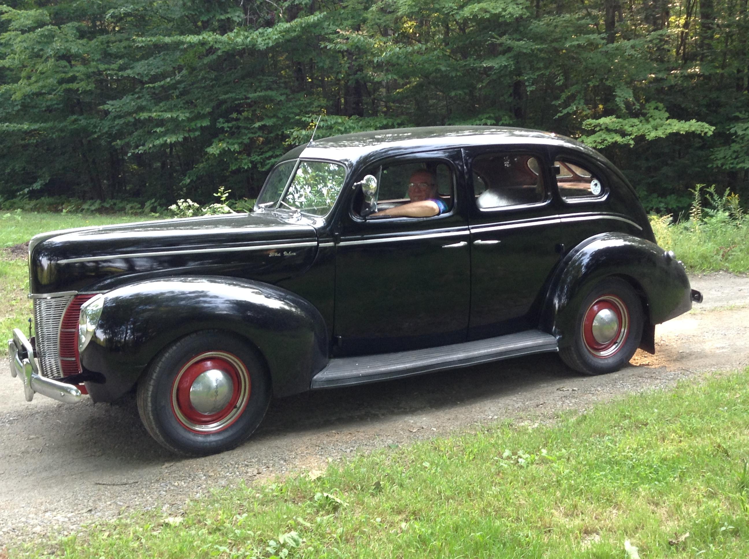 [1940 Ford Sedan Deluxe]