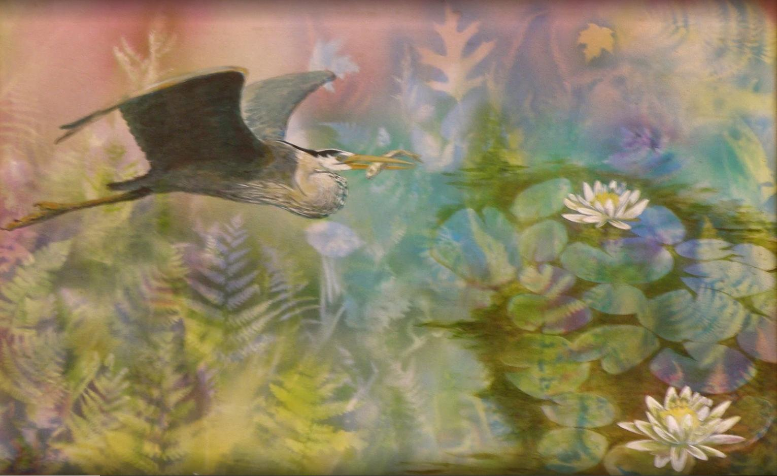 [Heron Flight]