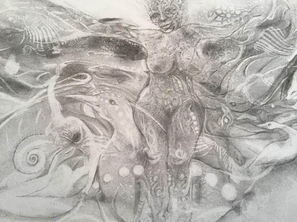 [Water Nymph detail]